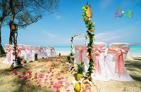 oahu wedding venues hawaii weddings custom designed alters on oahu
