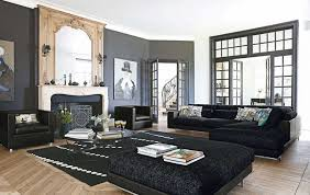 black leather sofa living room ideas black leather sofa decorating ideas interior design and white
