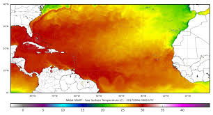 Florida On Map by Geogarage Blog Hurricane Irma U0027s Epic Size Is Being Fuelled By