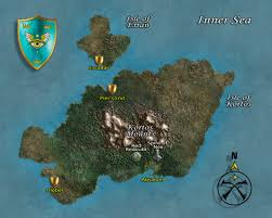 Pathfinder World Map by Isle Of Kortos Map By Markonphoenix On Deviantart