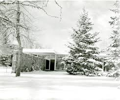 Montana State University Campus Map by View Of Danforth Chapel From The East In Snow Msu Historic Photo