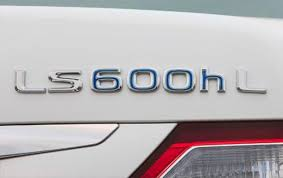 lexus sedan hybrid 2012 2012 lexus ls 600h l information and photos zombiedrive