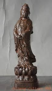 foo lion statue christmas china yixing zisha pottery fengshui foo dog lion