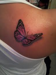 26 best 3d monarch tattoo images on pinterest butterflies coco