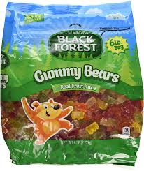 amazon black friday giveaway amazon com black forest gummy bears ferrara candy natural and