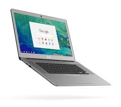 acer reveals metal chromebook 15 with support for android apps
