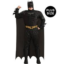deluxe plus size halloween costumes batman the dark knight rises muscle chest deluxe plus