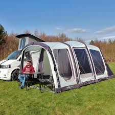 Inflatable Awnings For Motorhomes Inflatable Campervan U0026 Motorhome Awnings Winfields