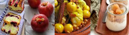 cuisiner pommes 12 idées de recettes avec des pommes cuisinons en couleurs