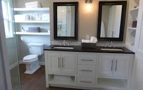 custom bathroom cabinets a wesley gallery