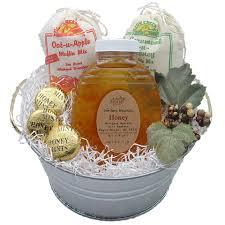 wisconsin gift baskets honey gift baskets northern harvest gift baskets