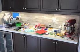 Organize Chaos Yummymummyclub Ca This Is How To Conquer Your Cluttered Catch All Counter