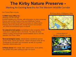 kirby built picnic tables westernwildlifecorridor kirby nature center update we are making