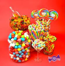 diy rainbow candy buffet bulk candy store blog