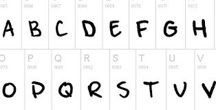 35 handwritten fonts for designers blueblots com