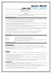 Vmware Resume Resume Ajay Shukla Windows Server Vmware Admin