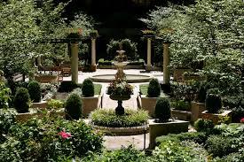 Herb Garden Layout Ideas by Formal Garden Layout Four Great Garden Plans With Formal Garden