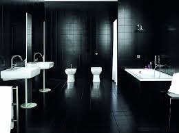 Black Bathroom Ideas Black In Bathroom There U0027s No Harm In Trying New Home Scenery