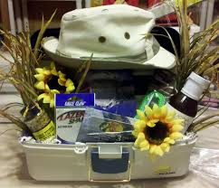 fishing gift basket m r designs gifts a winner in gift basket appreciation contest