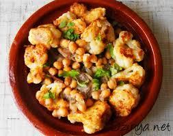 comment cuisiner le chou fleur tajine de chou fleur à l algérienne dziriya