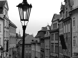 free photo floor lamp lantern city houses free image on