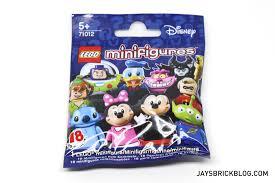 Blind Mice Mart Movie Vault Review Lego Disney Minifigures