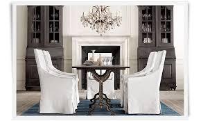 flatiron restoration hardware dining room table how to