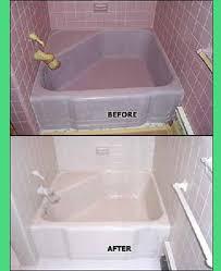 Can You Refinish A Bathtub Reglaze Bathtub Pmcshop