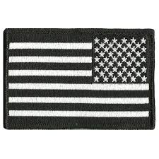 American Flag Morale Patch 2x3