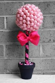 Lollipop Topiary Tree - click here for more lollipop bouquets arrangements and more