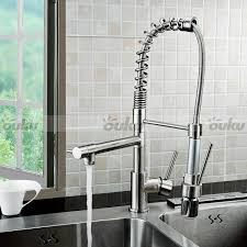 Kitchen Faucet Awesome Layouts Ideas And Edison Single Hole Dual Single Hole Kitchen Faucet With Sprayer Tags Beautiful Red