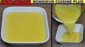 recettes cuisine plus crème anglaise recette monsieur cuisine plus thermomix lidl