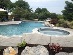 custom swimming pool pictures landscaping company nj u0026 pa