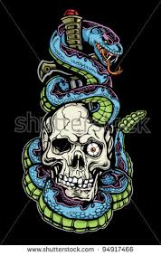 snake tattoo stock images royalty free images u0026 vectors