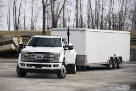 with seven cameras and real time coaching the ford super duty was