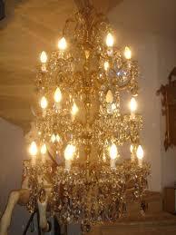 antique chandelier antique crystal chandelier