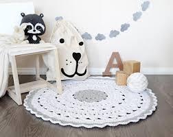 nursery rugs etsy