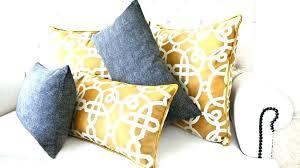coussins canapé housse de coussin exterieur coussin pour canape d exterieur