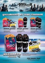 fast and furious 8 in taiwan fast furious 8 combo hot wheels promotion at mbo cinemas