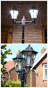 Madison Solar Lamp Post Planter by 183 Best Orleans Patio Images On Pinterest Bistro Set