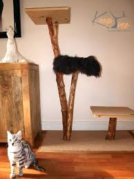 unique cat tree senalka