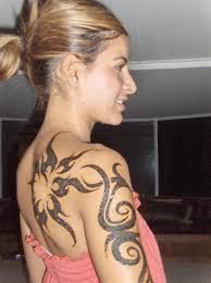 fashion and design feminine tattoos