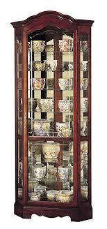 Kitchen Curio Cabinet Howard Miller 680 249 Jamestown Curio Cabinet Kitchen