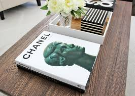 am dolce vita stylish black white coffee table books living