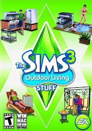 amazon com the sims 3 outdoor living stuff expansion download