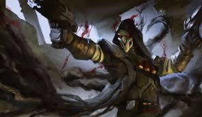 overwatch halloween background 133 reaper overwatch hd wallpapers backgrounds wallpaper