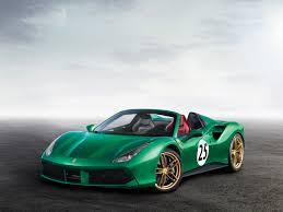 Ferrari 458 Green - rm sotheby u0027s 2016 ferrari 488 spider