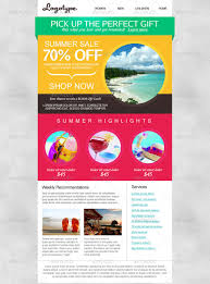 best newsletter design 33 best email template designs for purchase free