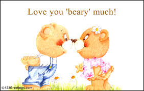 a cute romantic wish free teddy bears ecards greeting cards