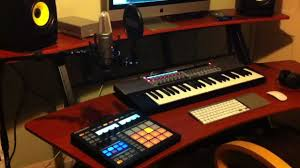 Producer Studio Desk by New Studio Desk Youtube